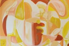 Acrylics on canvas Unframed  80 x80cm £600.00 +shipping